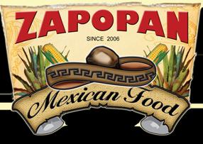 Zapopan Mexican Food