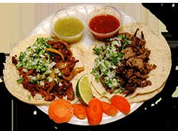 Big Soft Tacos